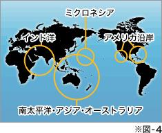 海外ダイビングスポット
